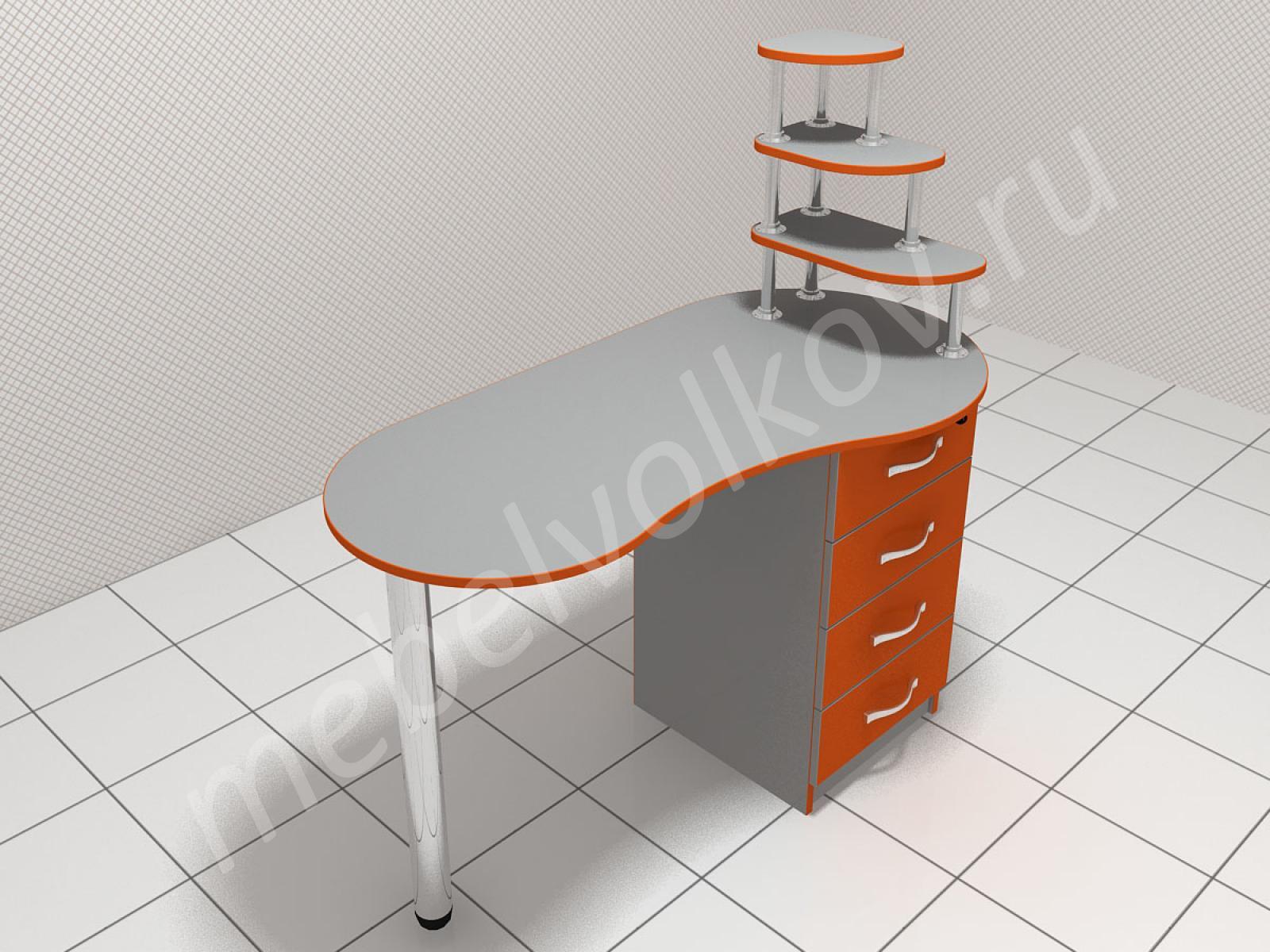 Artecno 124 l маникюрный стол